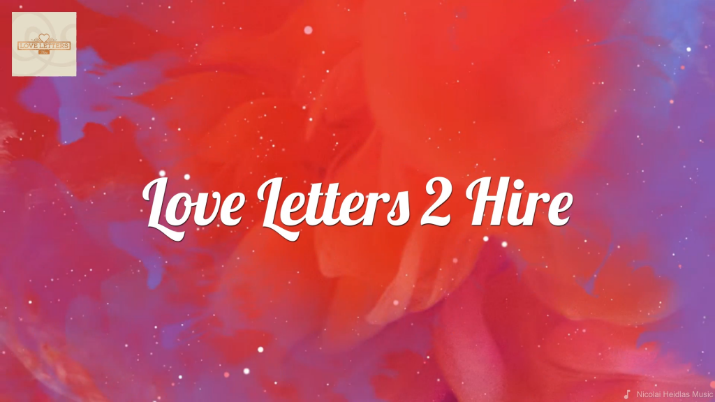 Love Letters To Hire